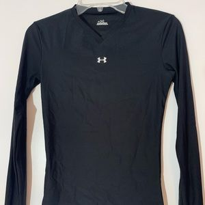 Under armour long sleeve black